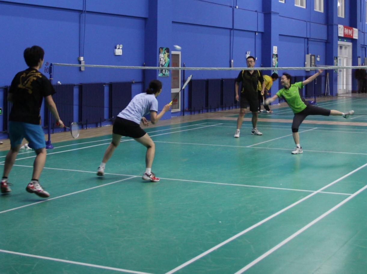 羽毛球乒乓球网球大比拼