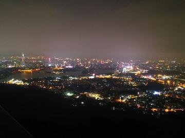 每周四夜登紫金山(第134次)