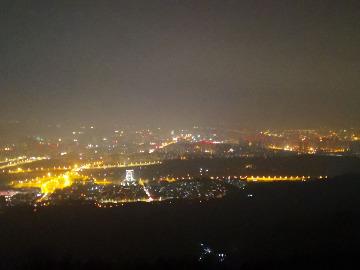 每周四夜登紫金山(第136次)
