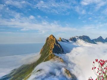 中秋江西灵山穿越