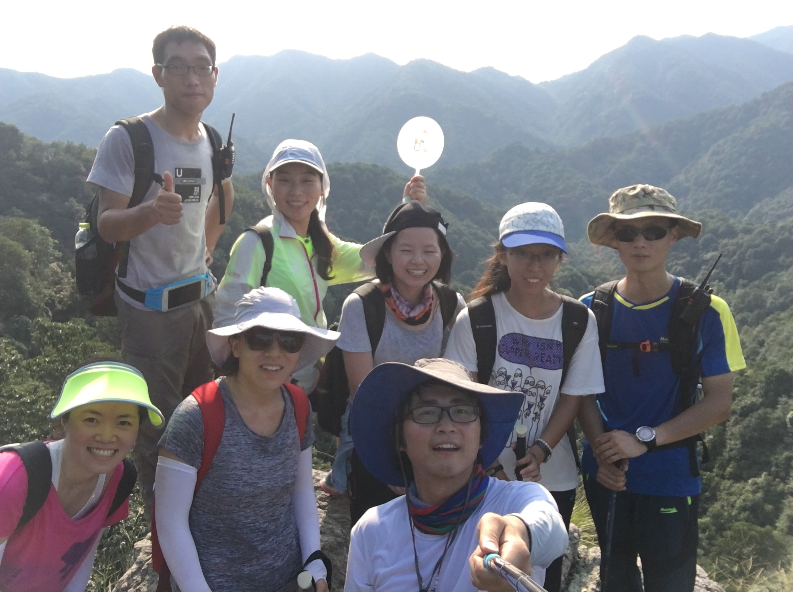 5月21日(周日)西湖群山标毅