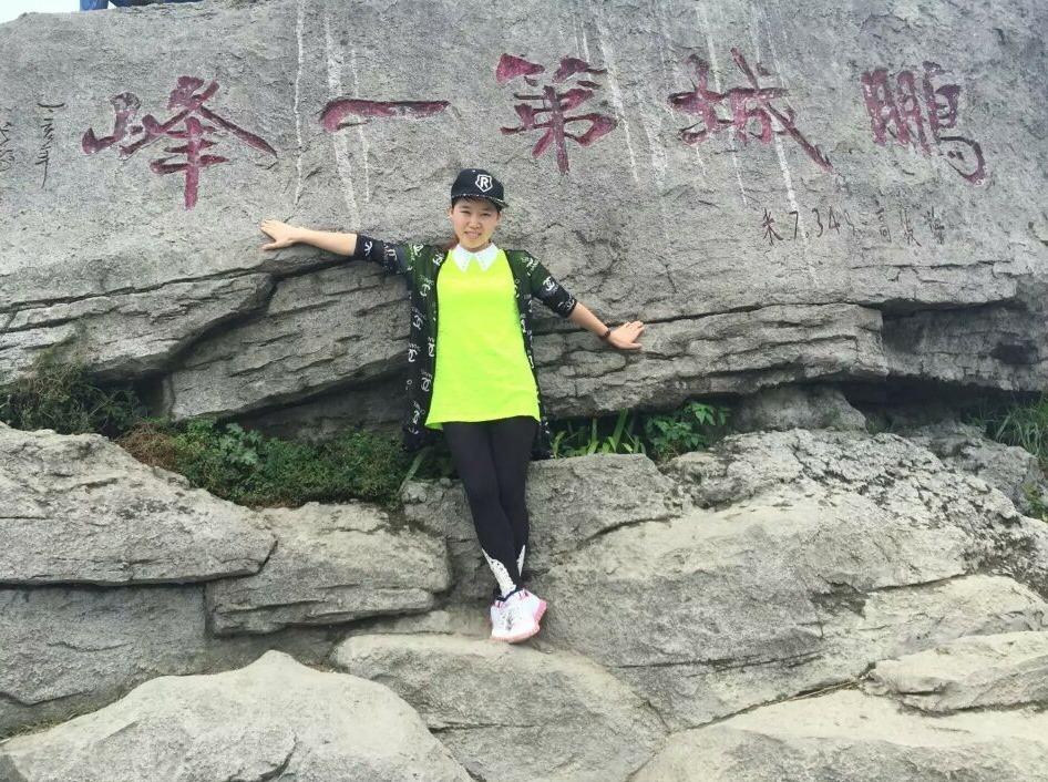 1月1日勇攀深圳第一高峰梧桐山