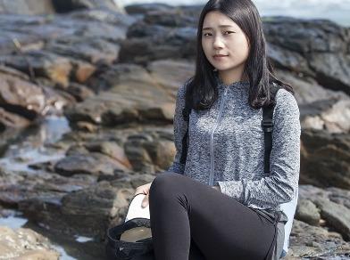 3月17日惠州黒排角海岸线穿越