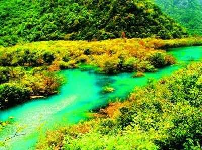 中秋:文县天池·黄林沟·铁楼藏族乡三日游