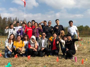 20191026徒步长兴岛郊野公园活动