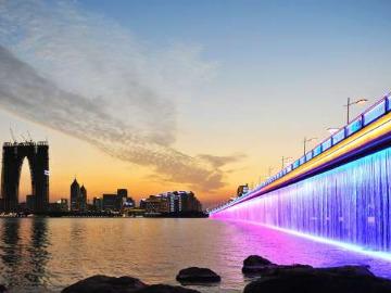 20190907苏州环金鸡湖徒步摄影活动