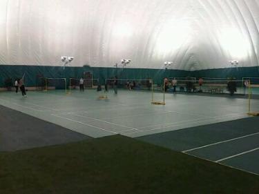 第一城羽毛球娱乐