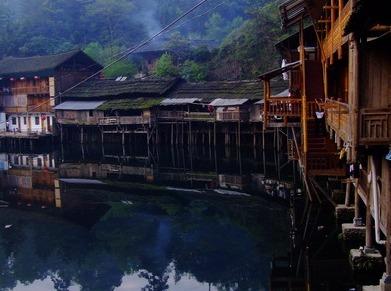 8.24神秘小溪 小桥流水人家 走进湘西