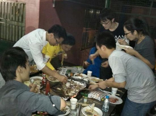 求水山公园BBQ烧烤+游园休闲活动