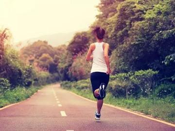 运动跑步开始