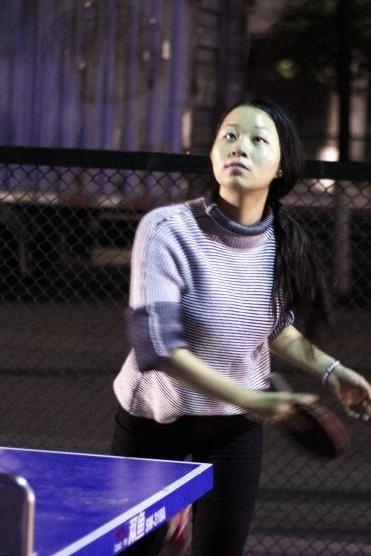 一起来打乒乓球 ——天河体育中心运动约伴