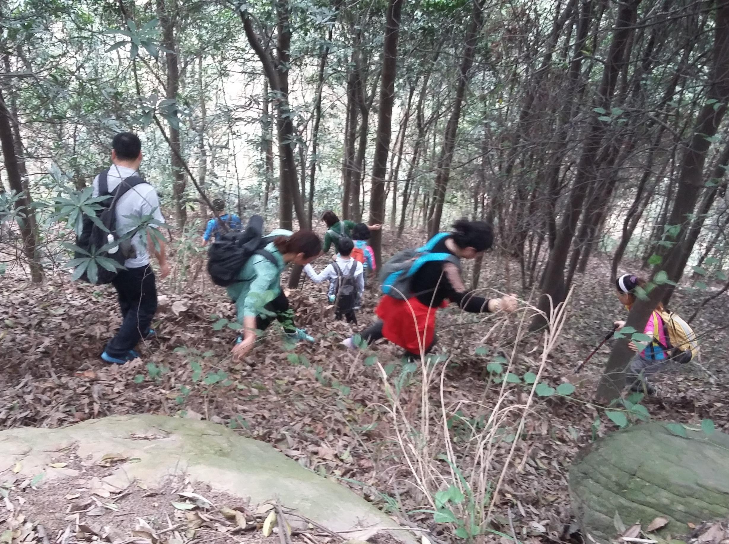 9月20日(星期四)休闲徒步爬山