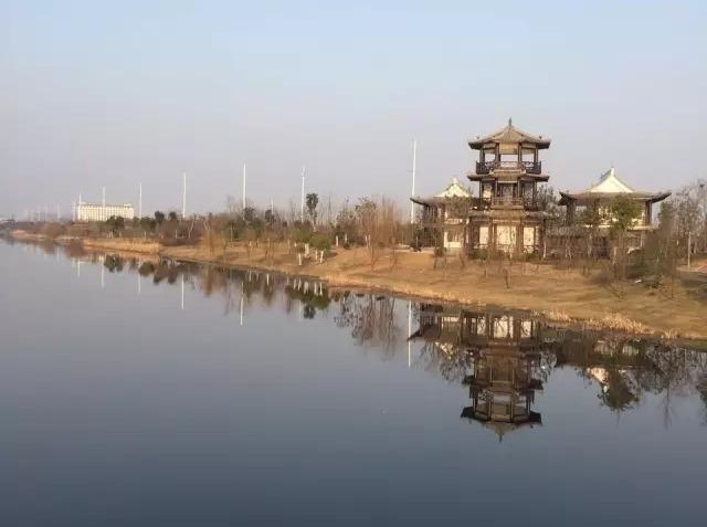 相约七渔河公园-徒步、跑步、骑行