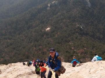 3.3刺激攀爬岠嵎山
