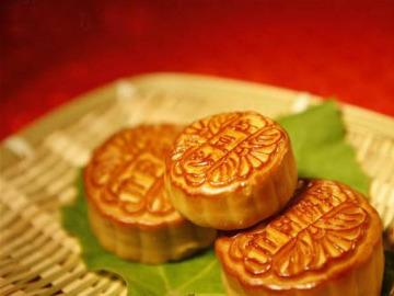 中秋月饼DIY