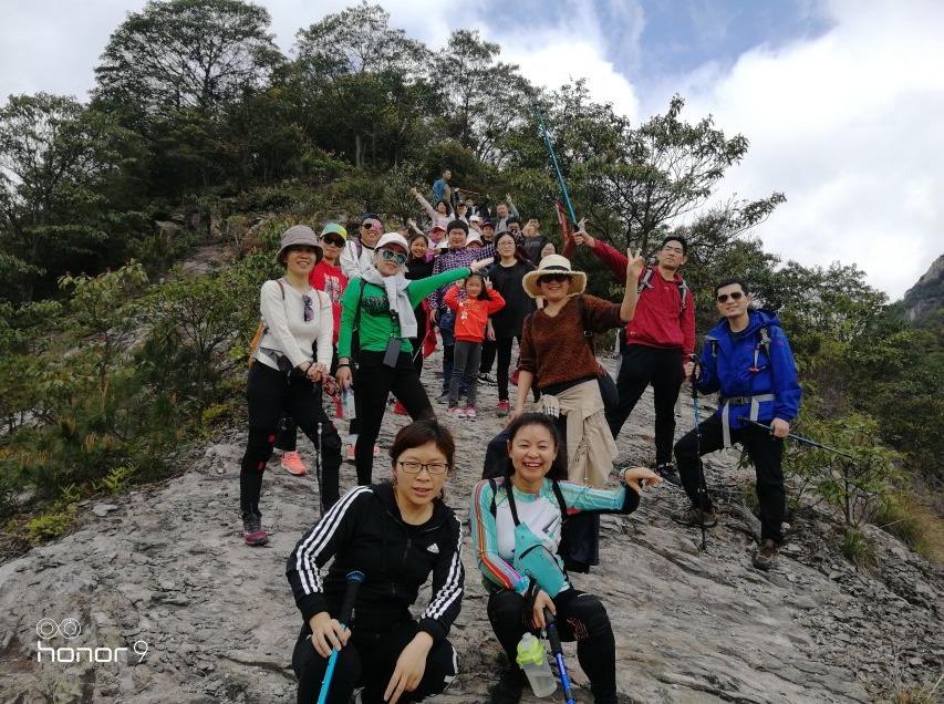 爱旅每周固定活动,灵树休闲健身爬山召集