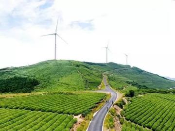 4.27最美风车公路,雁村/菩提岭徒步