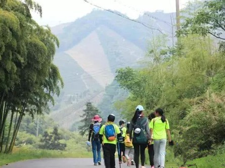 追寻茶圣之路-徒步陆羽古道+逛双林古镇