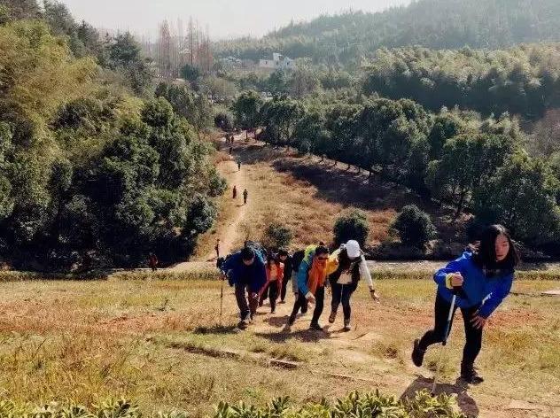 大禹谷徒步 穿越长乐林场 赏自然风光