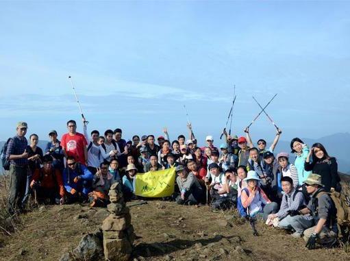 12月23周六天堂顶穿越海拔1210米