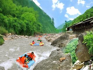 7月2-3日杭州桐庐漂流两日活动