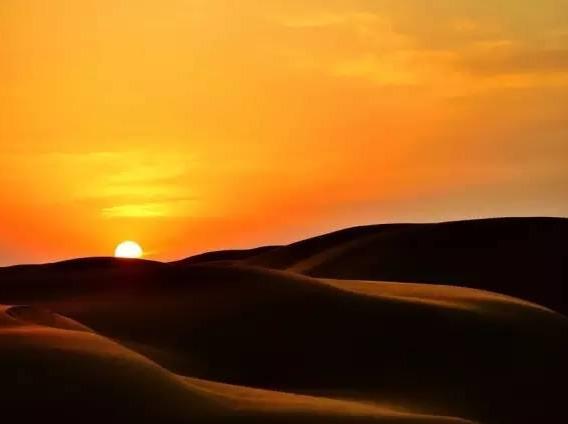 沙漠远征-库布齐