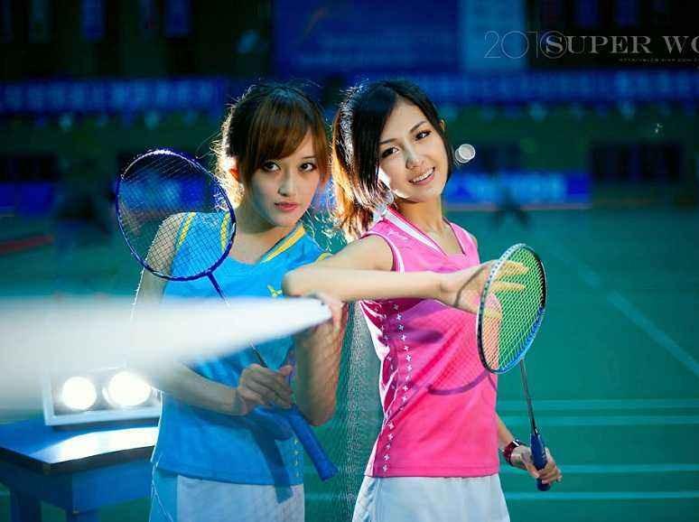 6月23日星期天 川大磨子桥羽毛球活动