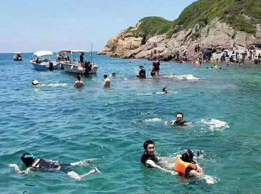 【桑洲岛浮潜】海上桨板/浮潜