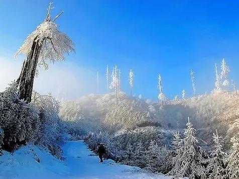 12月31号 雅安龙苍沟冰雪奇缘