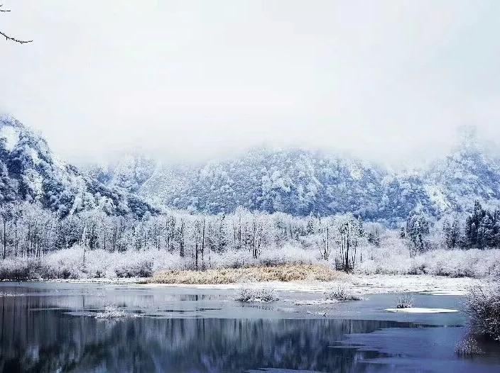 【一日游】相约龙池森林公园邂逅冰雪世界