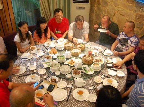广州资源整合交友会-周日喝早茶
