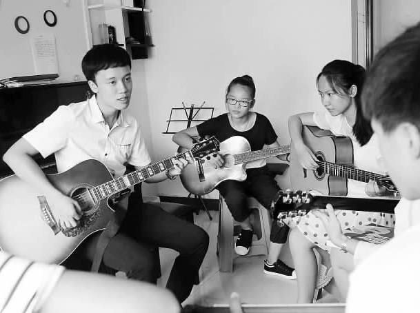 免费吉他速成教学课