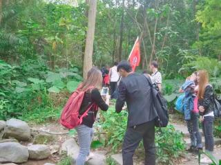11月17日经典龙渔线徒步、户外运动