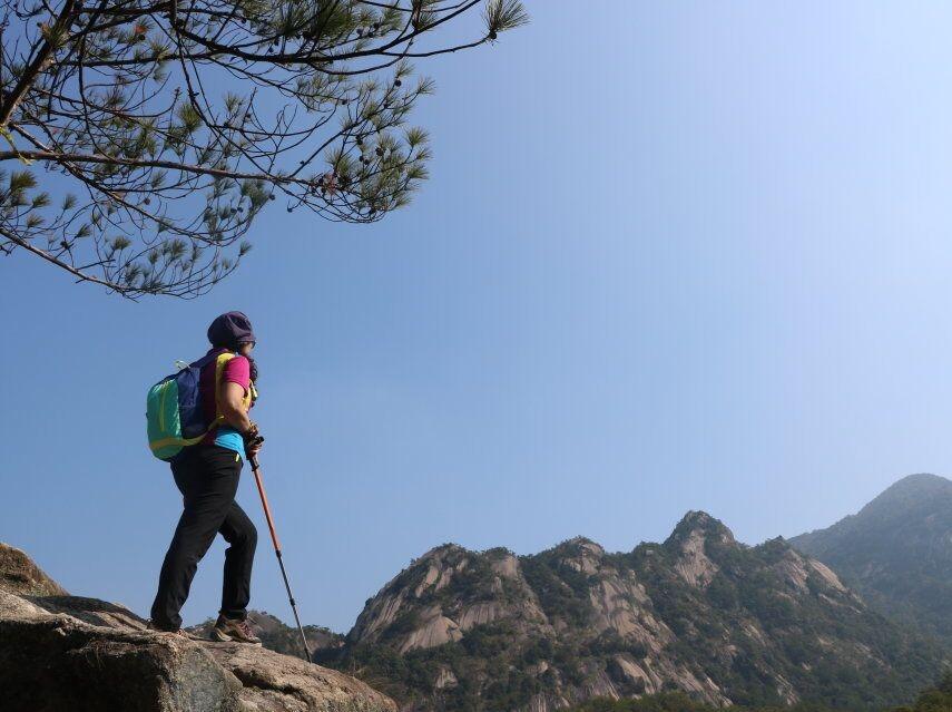 11.5日无锡惠山26公里八峰连穿