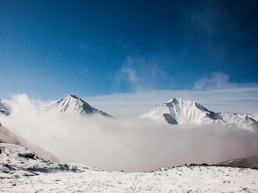 四姑娘山大峰5000米初级雪山攀登