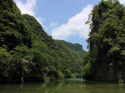 5月26号(星期六)福泉蛤蚌河溯溪游泳