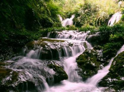 7月28号(周六)瓮安深河溯溪游泳一天