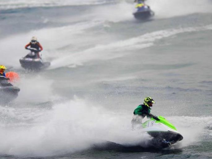 摩托艇大赛、船游小太平洋一日游99元