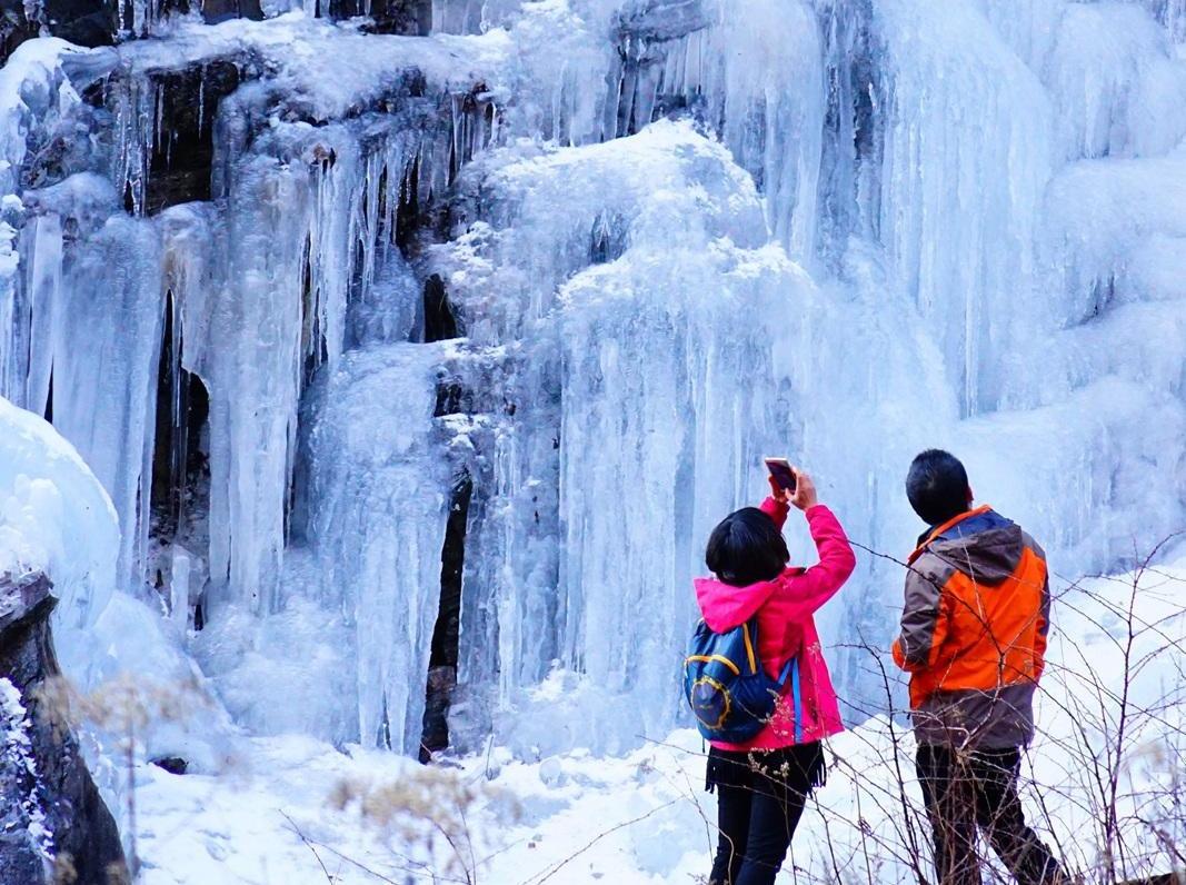 亚洲最大冰瀑群,虎牙2.5日自驾