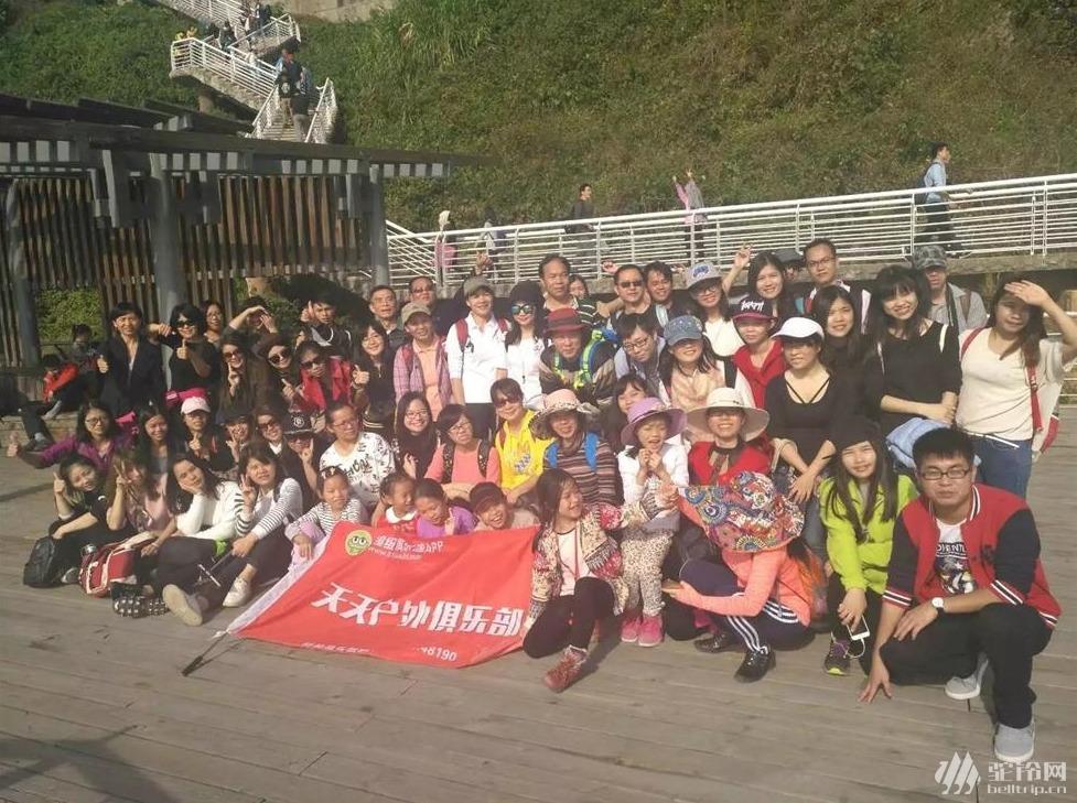 12.17漫步颜值最高线路~深圳盐田栈道