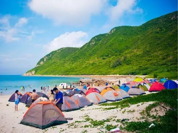 【三门岛露营】6月2日-6月3日三门岛