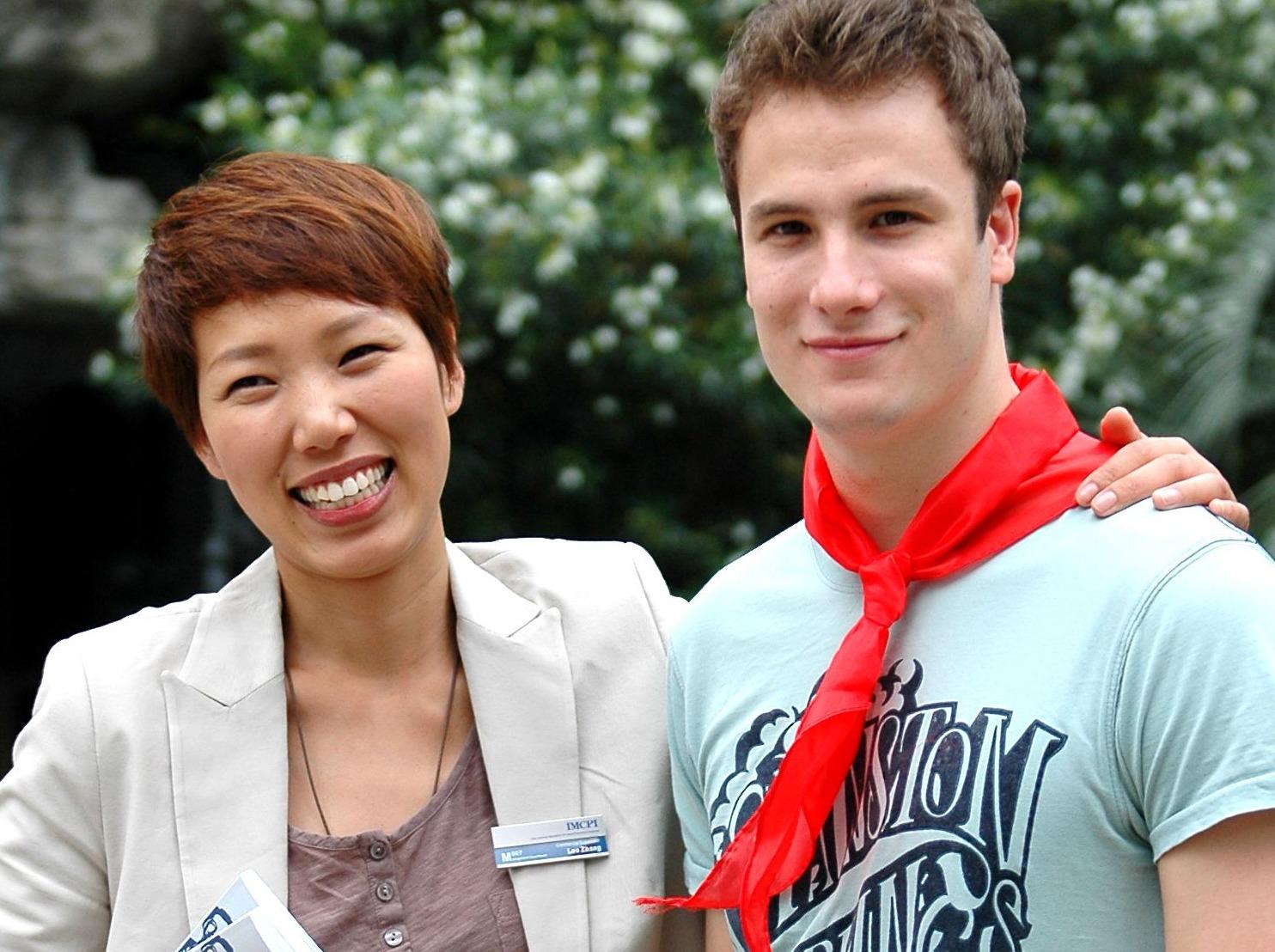 主题沙龙:如何做外国人认可的中文老师