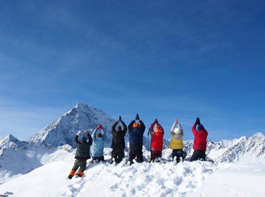 【清明登山】初登雪山-徒步巴谷多神山3日