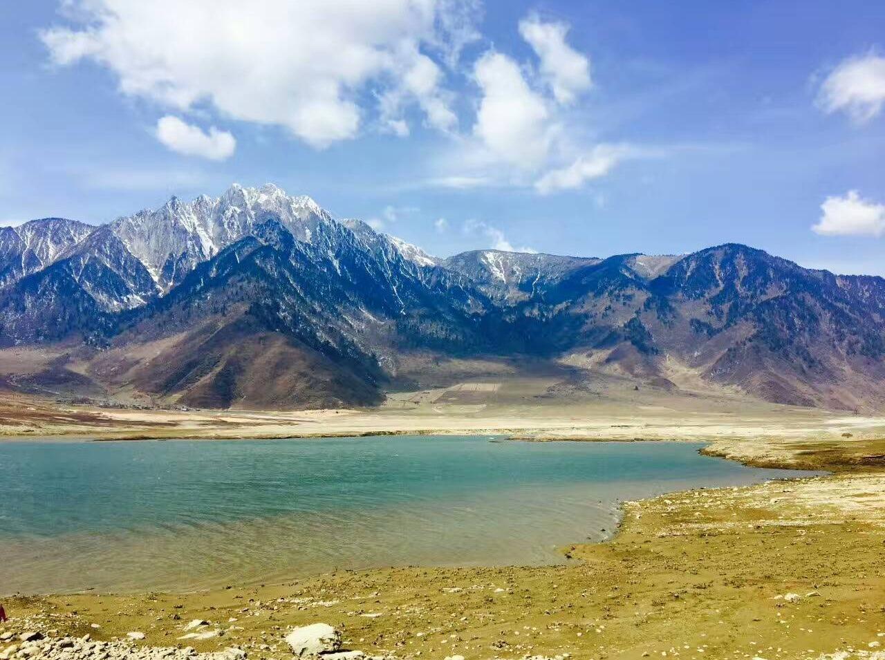5月20约起彝乡秘境冶勒湖+孟获草甸2天