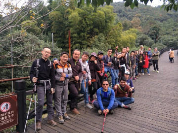 苏州山水户外12月10日阳树线休闲爬