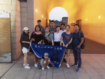 苏州山水户外7月7日护城河徒步活动