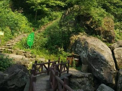 6月18日(星期天)游玩白石湾风景区