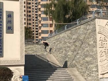 DBH滑手席彬滑板电影全国首映新乡站
