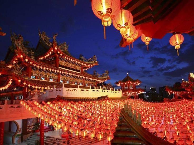 北京汉仪轩溯梦回源特别奉献之一起过年