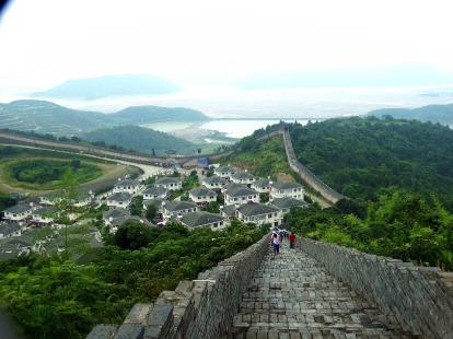 4月3日 莼湖-大岭山-黄贤海上长城